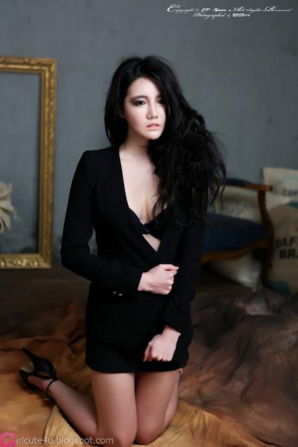 2 Sexy Han Ga Eun - very cute asian girl - girlcute4u.blogspot.com