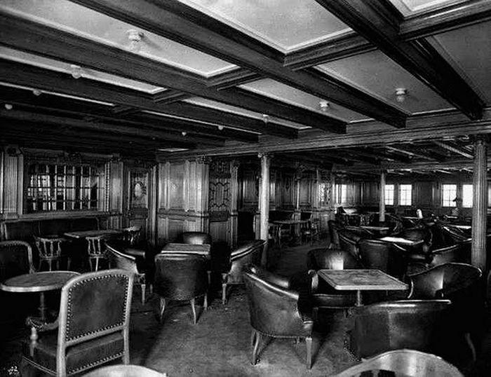titanics forward second class - photo #26