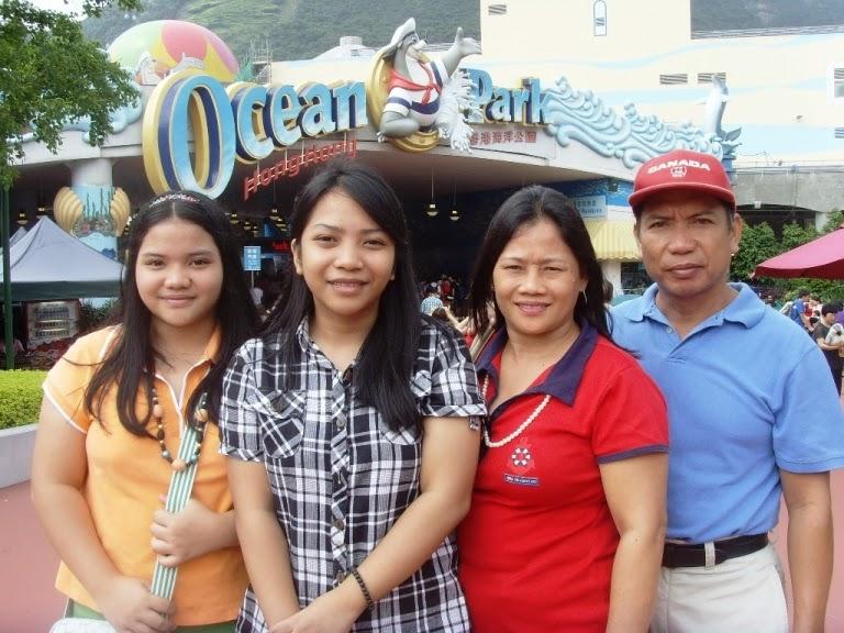family ocean park