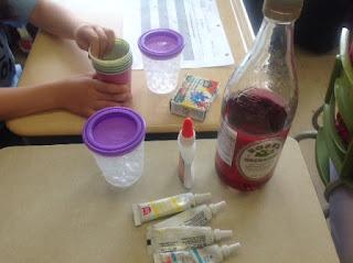 Expériences liquides et solides 3