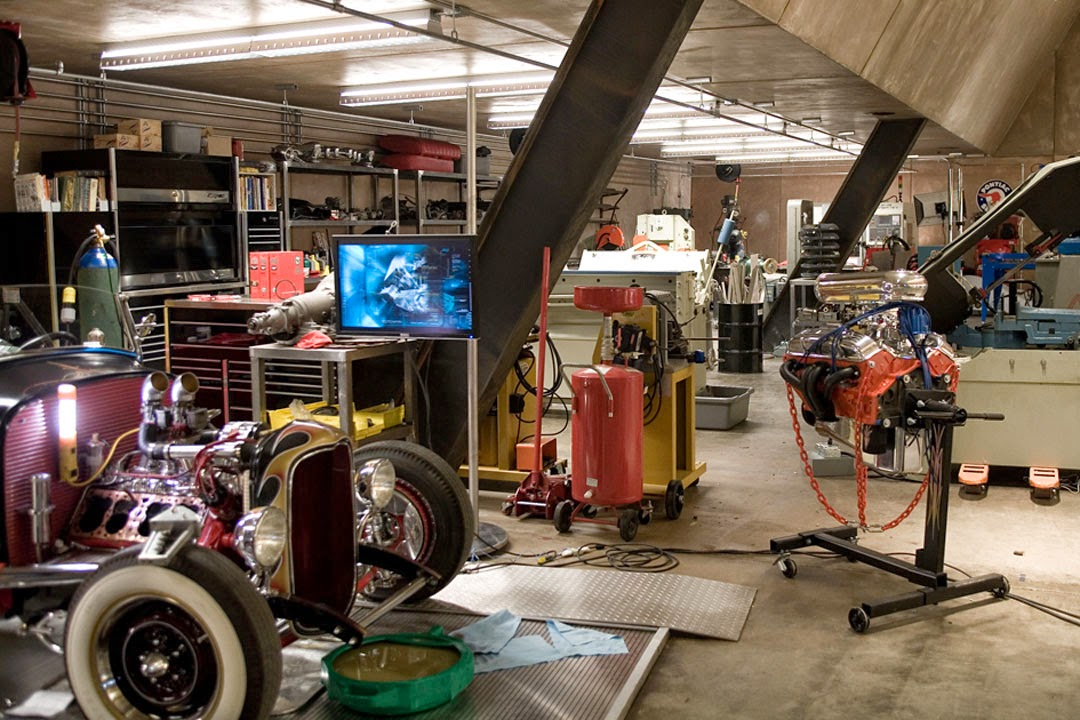 Tandem Garage Man Cave : Lds sof handbook is a man cave really all that manly