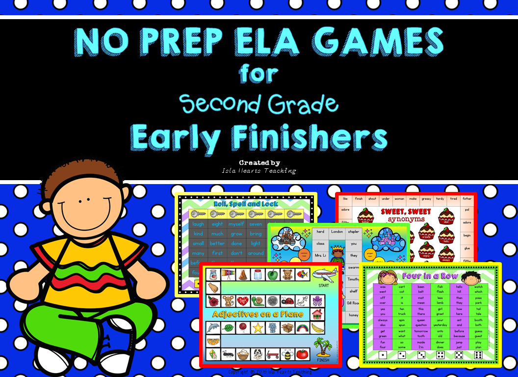 https://www.teacherspayteachers.com/Product/Early-Finisher-ELA-Games-Second-Grade-15-GAME-PACK-1775089