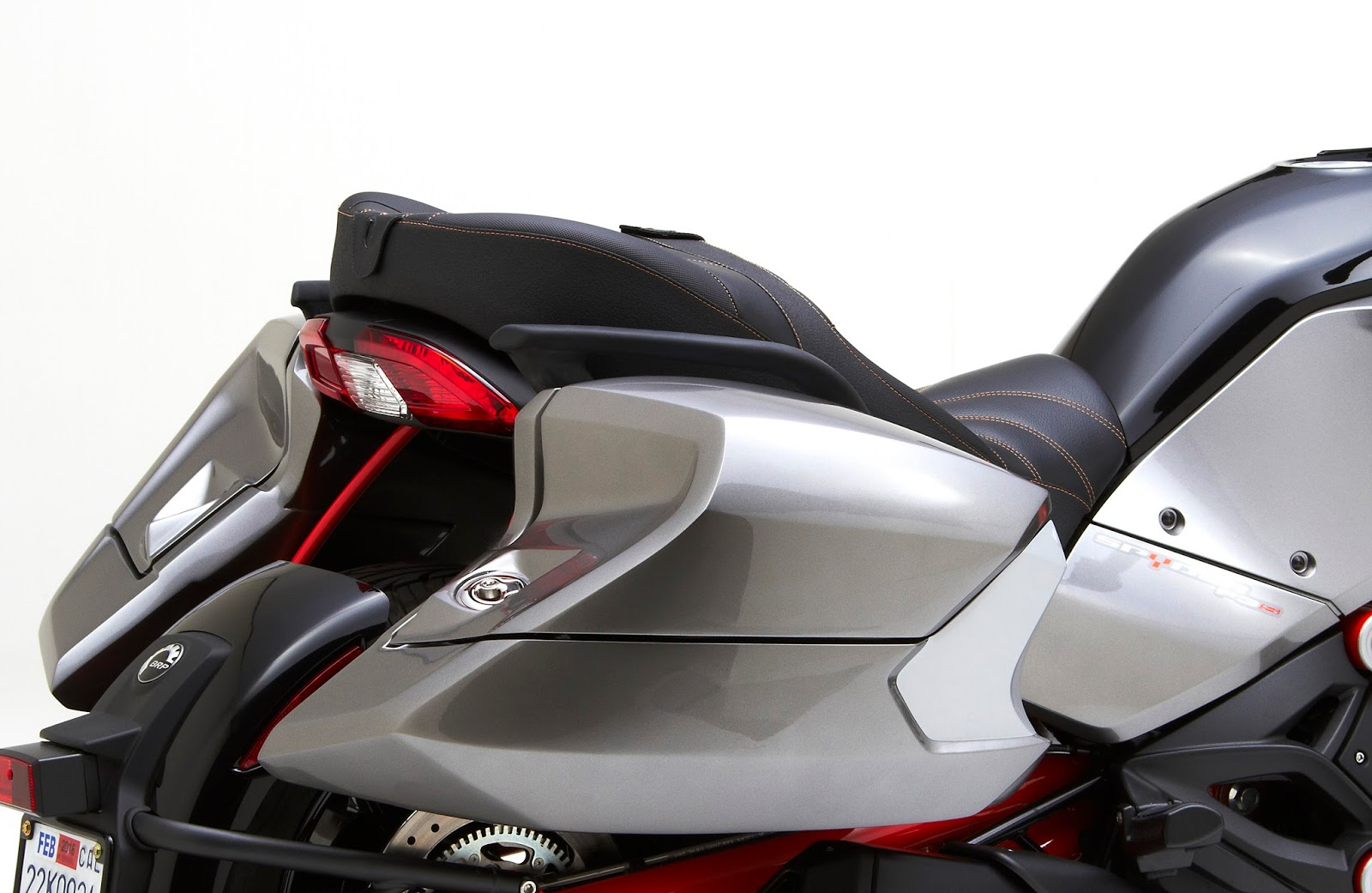 Installation on the f3 models is fairly simple and corbin supplies all required mounting brackets saddlebags