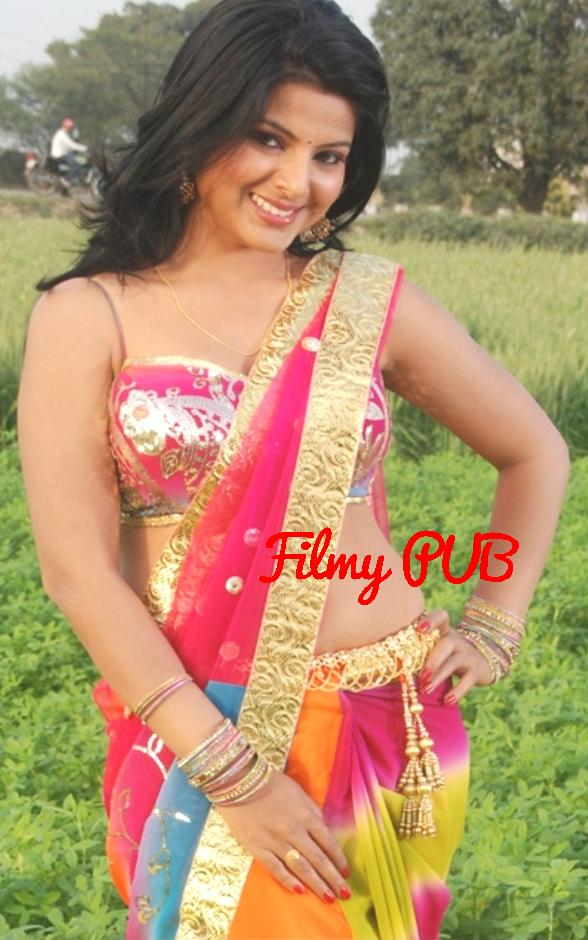 Bhojpuri Movie  Actress Smriti Sinha
