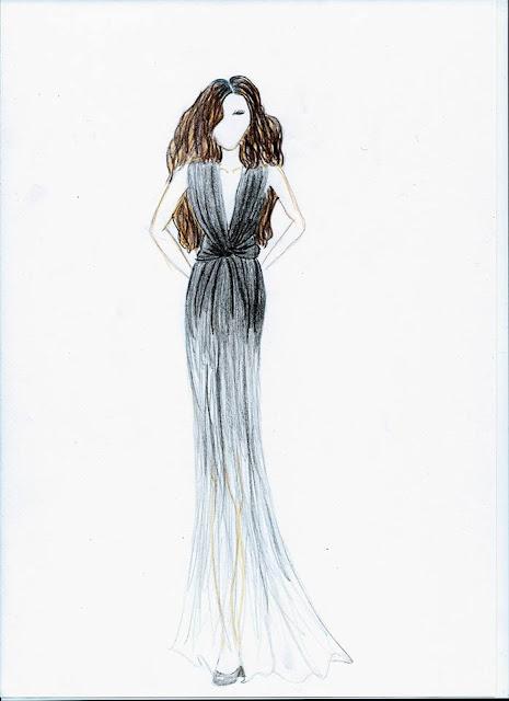 Bocetos de Moda - Fashion sketches