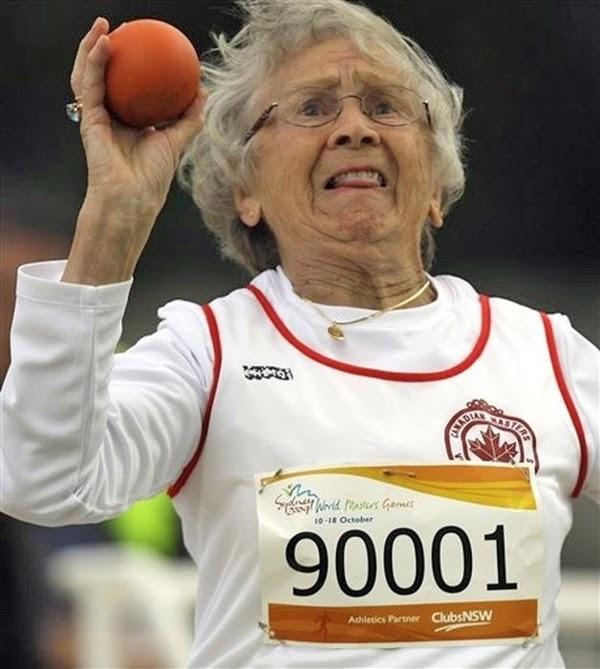 صور الرياضيين في اللحظات الأكثر طرافة