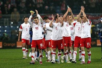 polska kadra na euro 2012