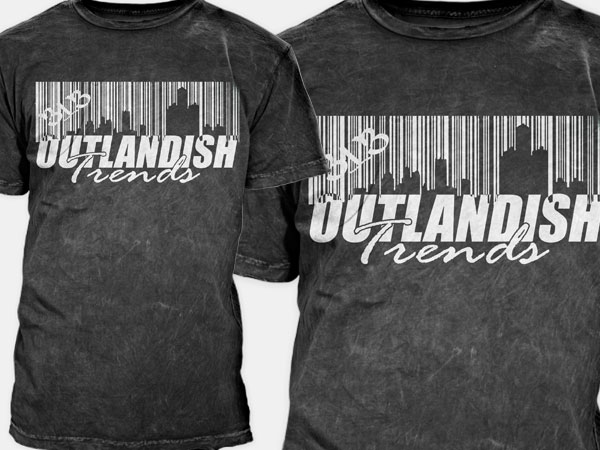 Outlandish Trends MI Illustration Design Apparel Alice Graphix AliceGraphix