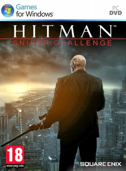 Hitman: Sniper Challenge PC Game Full Version