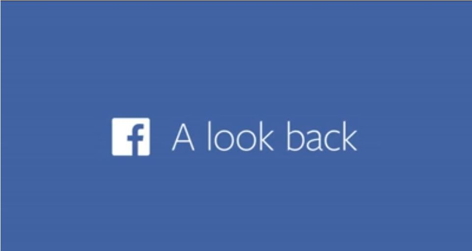 Facebook a look back