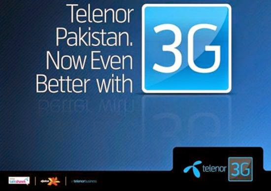 Telenor Internet Monthly Bundle
