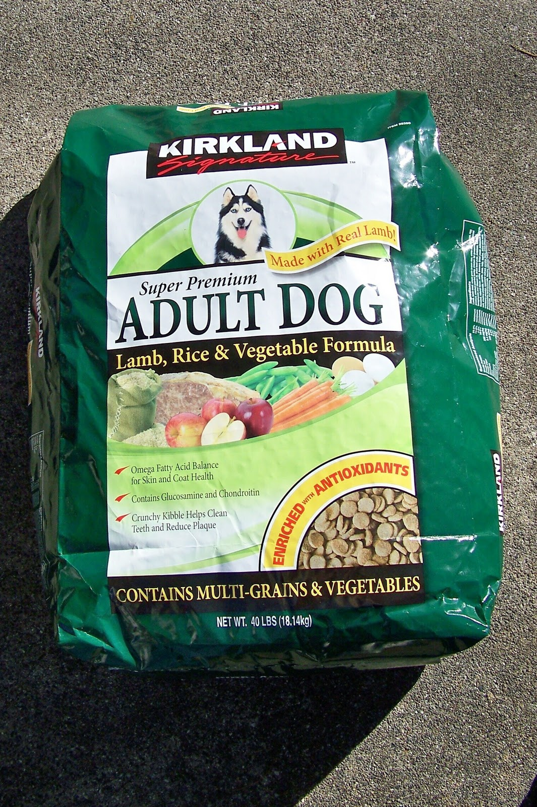 Costco Cuisine Costco Canine Cuisine Kirkland Signature Dog Food