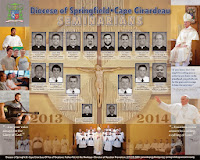 Diocesan Seminarians 2014-2015