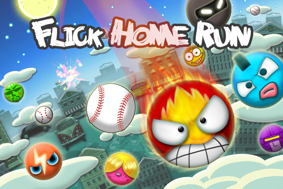 Infinity Pocket: Flick Home Run !!! on rose home run, davis home run, murphy home run, fowler home run,
