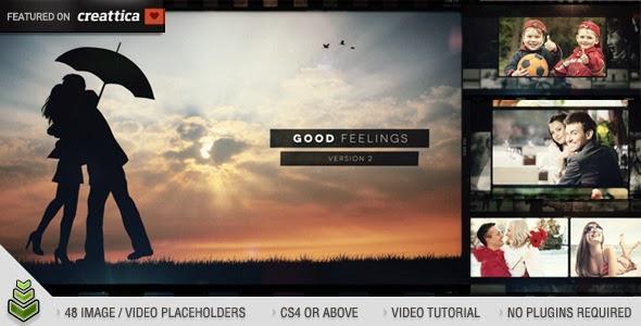 VideoHive Good Feelings v2