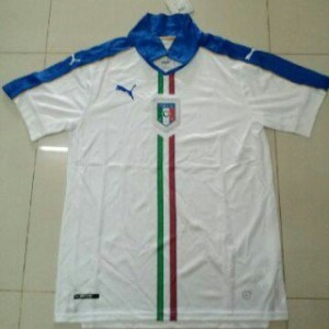 Jual Kaos Bola Italia Away Euro 2016 di Batam
