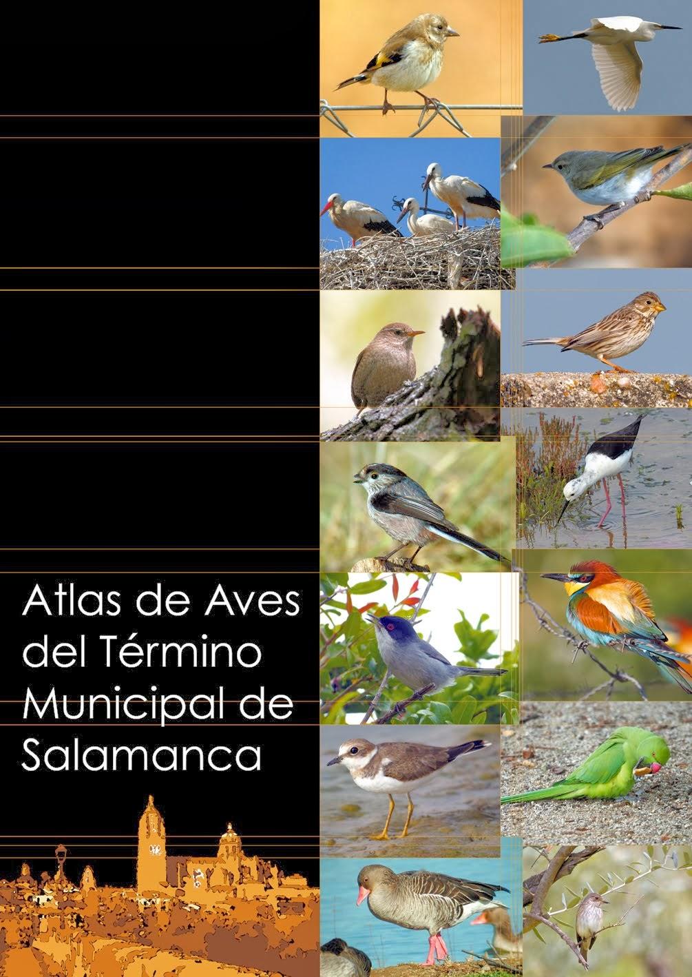 Atlas de las Aves del Término Municipal de Salamanca