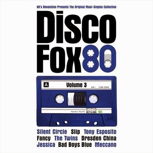 Download Disco Fox 80 Volume 3 Baixar CD mp3 2014