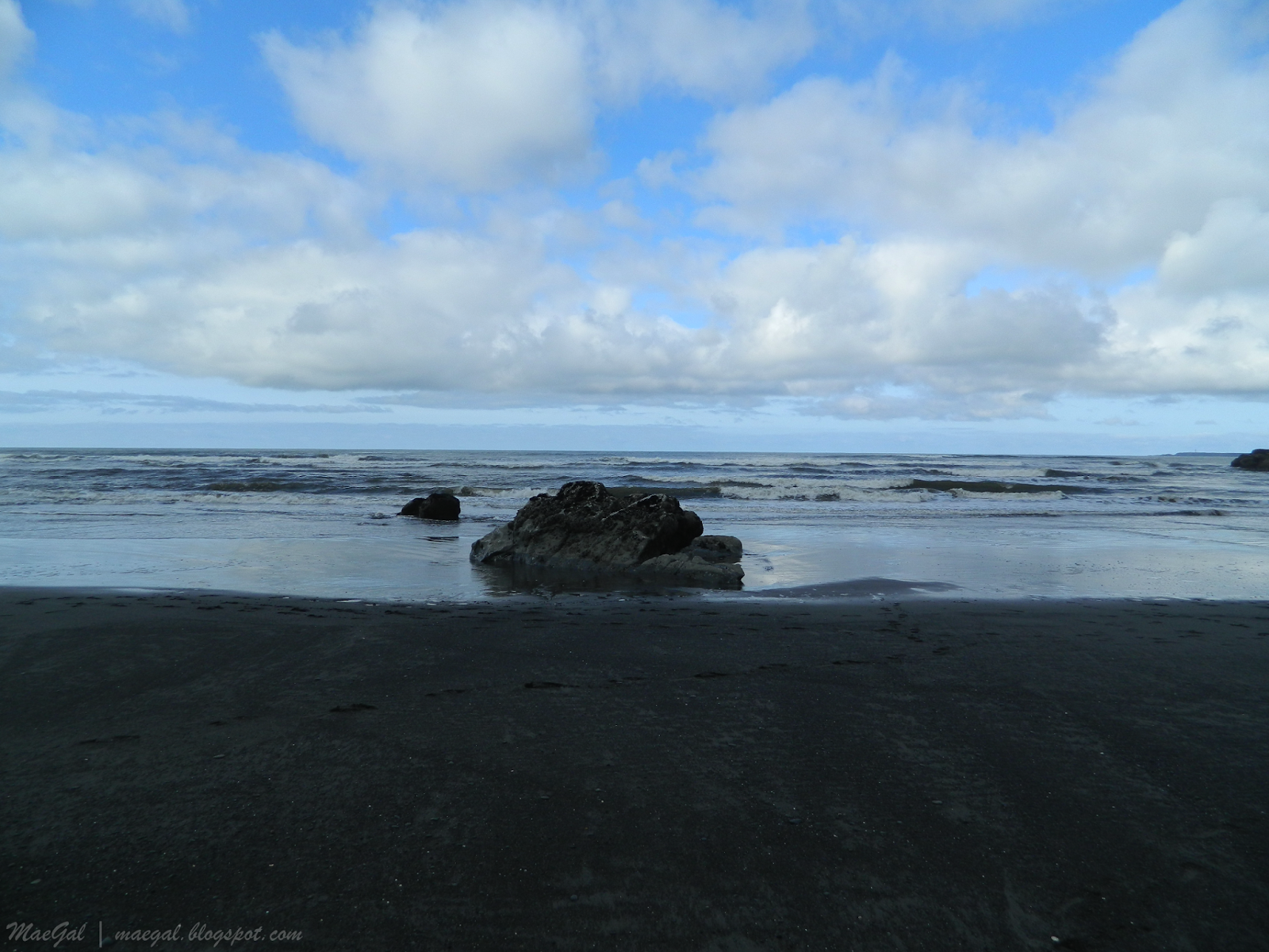 Ruby Beach, Washington State Coast | Photography by MaeGal | maegal.blogspot.com
