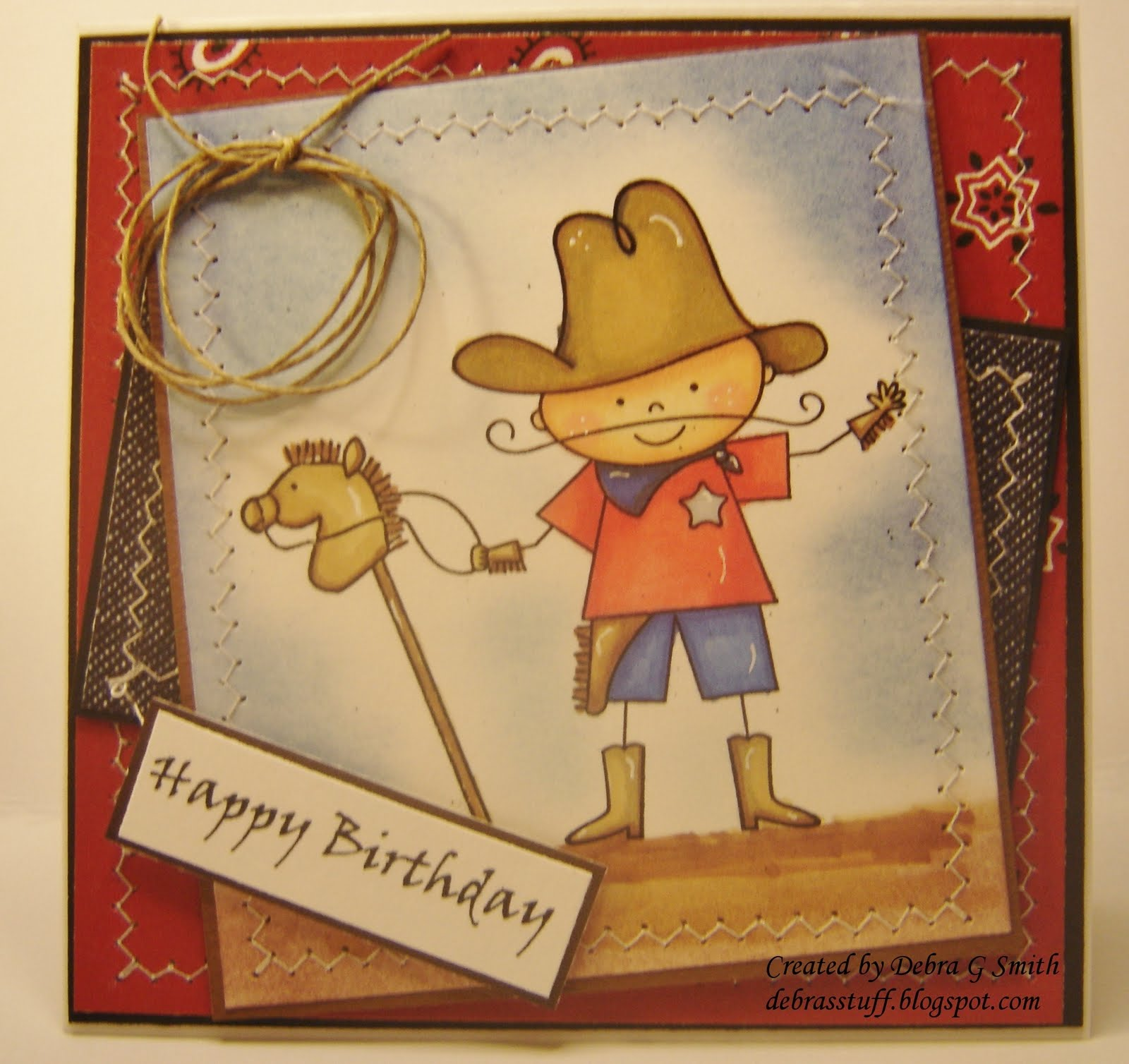 Поздравление от ковбоев на день рождения 838