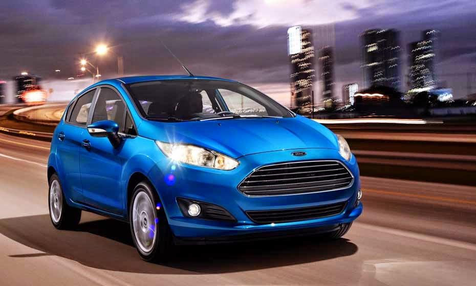 Novo Ford Fiesta 2014 preço consumo