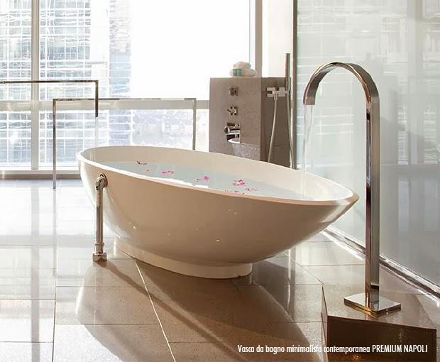 Right brain design co - Materiale vasca da bagno ...