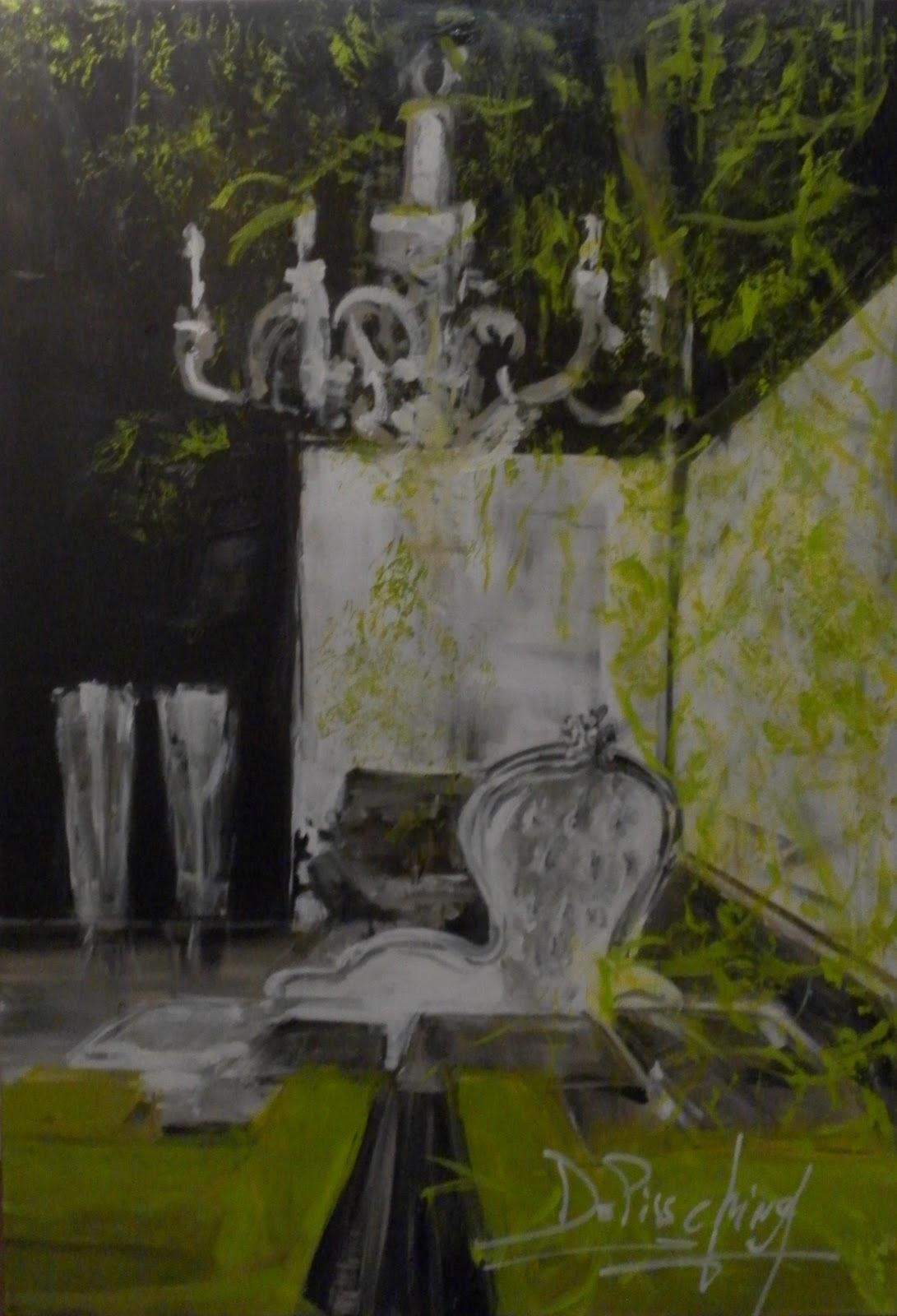 Daliss Chine Artiste peintre: Tableaux d\'intérieur