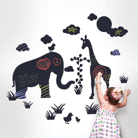 Modern Vinyl Wall Art Decals | Wall Stickers | Wall Quotes: Kids ...