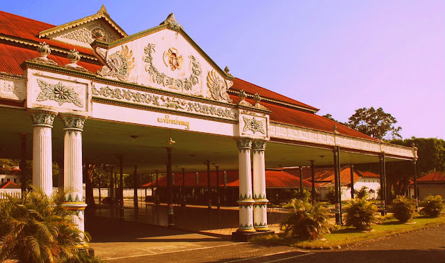 Foto-foto Objek Wisata di Yogyakarta