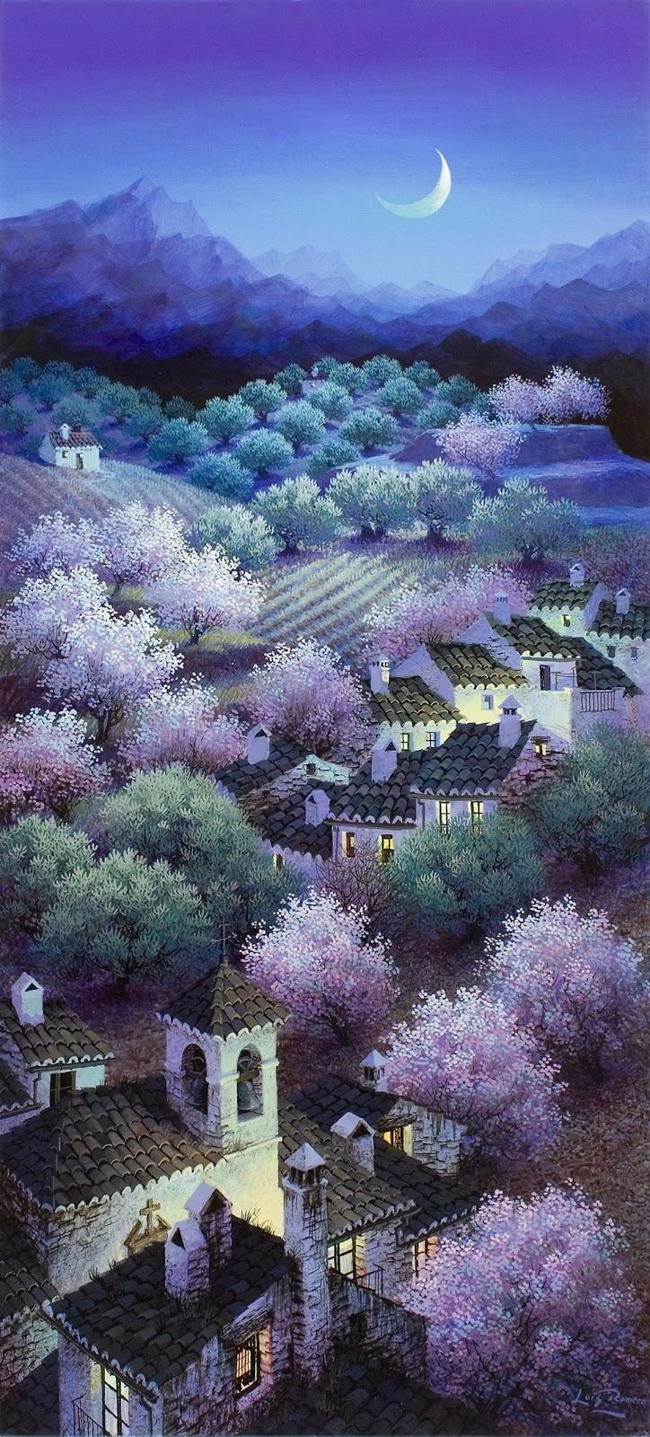 Luis Romero 1948 Spanish Spray Paint Painter Tutt 39 Art