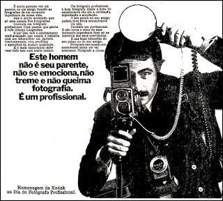 Kodak, Dia do Fotógrafo, fotografia, photography, os anos 70; propaganda na década de 70; Brazil in the 70s, história anos 70; Oswaldo Hernandez;