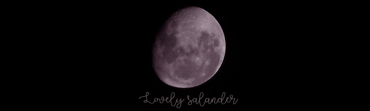 Lovely Salander