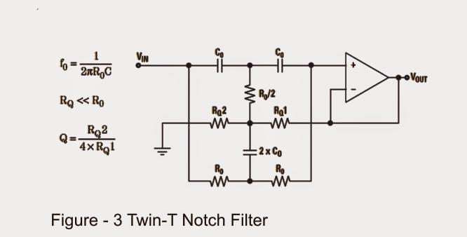 designing notch filter circuits