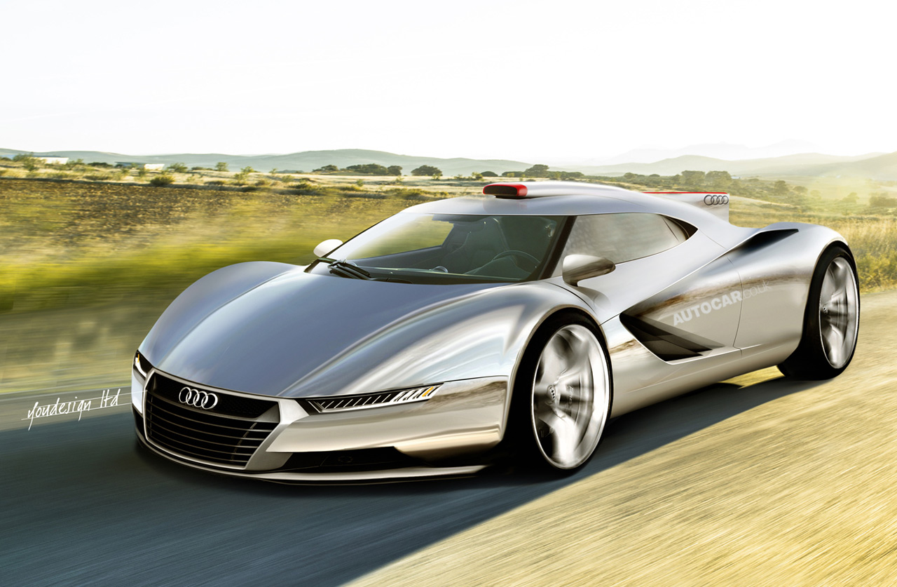 All Cars Nz 2013 Audi R10 Hypercar Study Concept