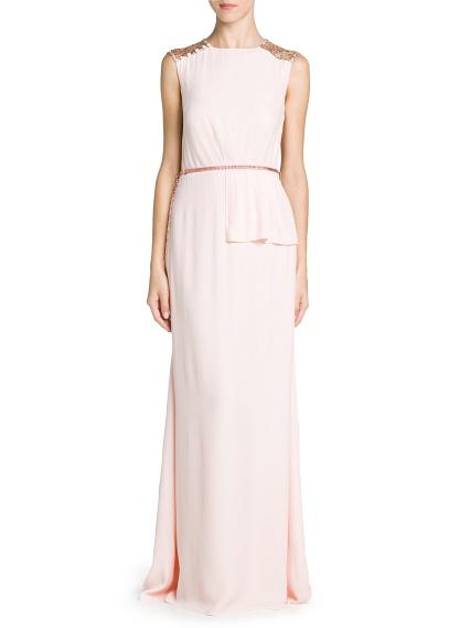 Avance colección 2014 de mango : Vestidos largos para boda