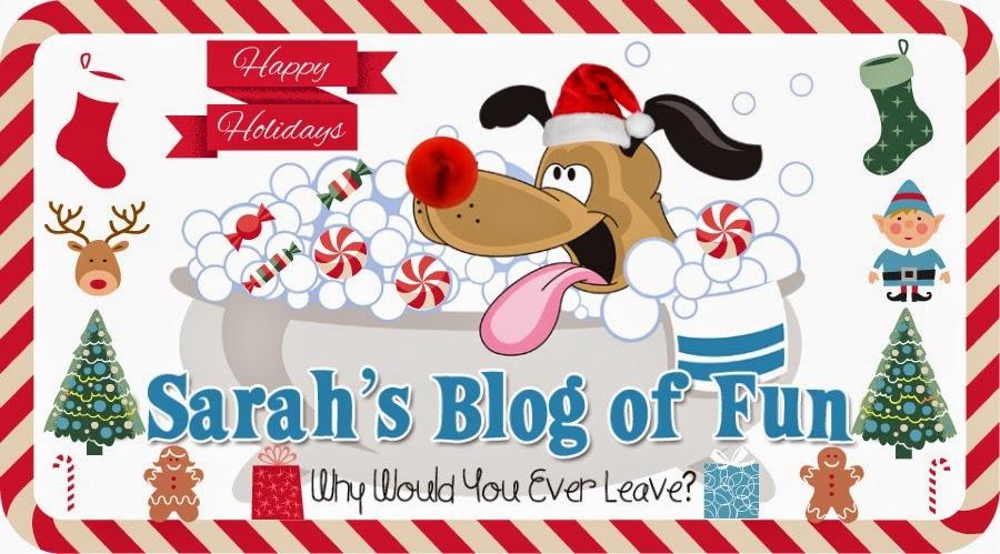 SARAH'S BLOG OF FUN
