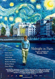 Midninght in Paris (Woody Allen) (2011)