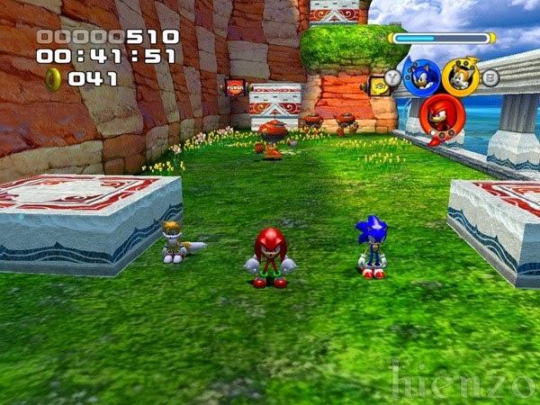 Sonic Heroes (2)