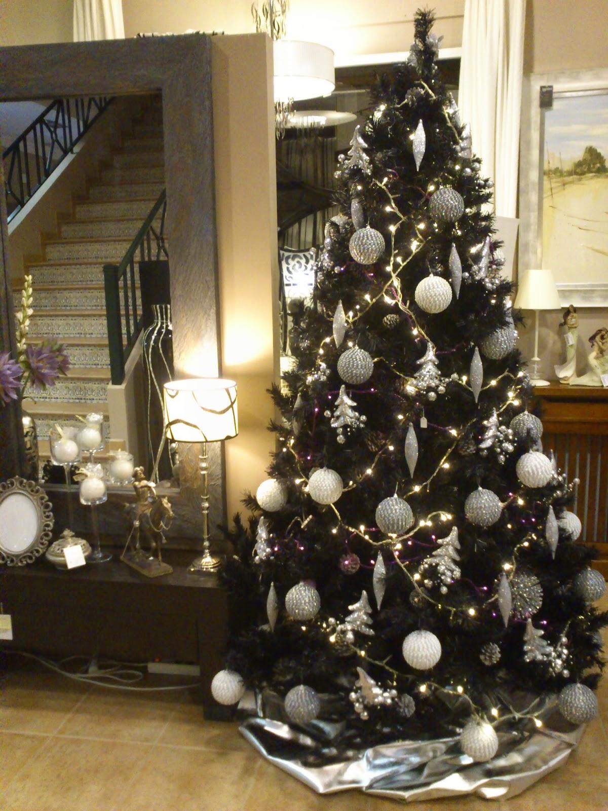 Bamb muebles y cocinas decoraci n navide a for Muebles decorados de navidad