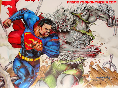 Jason Momoa could play Doomsday in Superman Batman follow up to Man of Steel