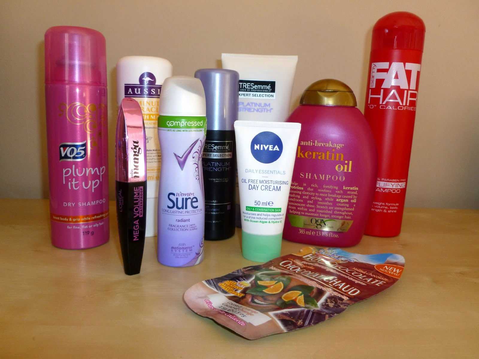 ... Boots and Superdrug over the past couple of months which I haven't featured on my blog before, so I thought I would show you some new purchases today.