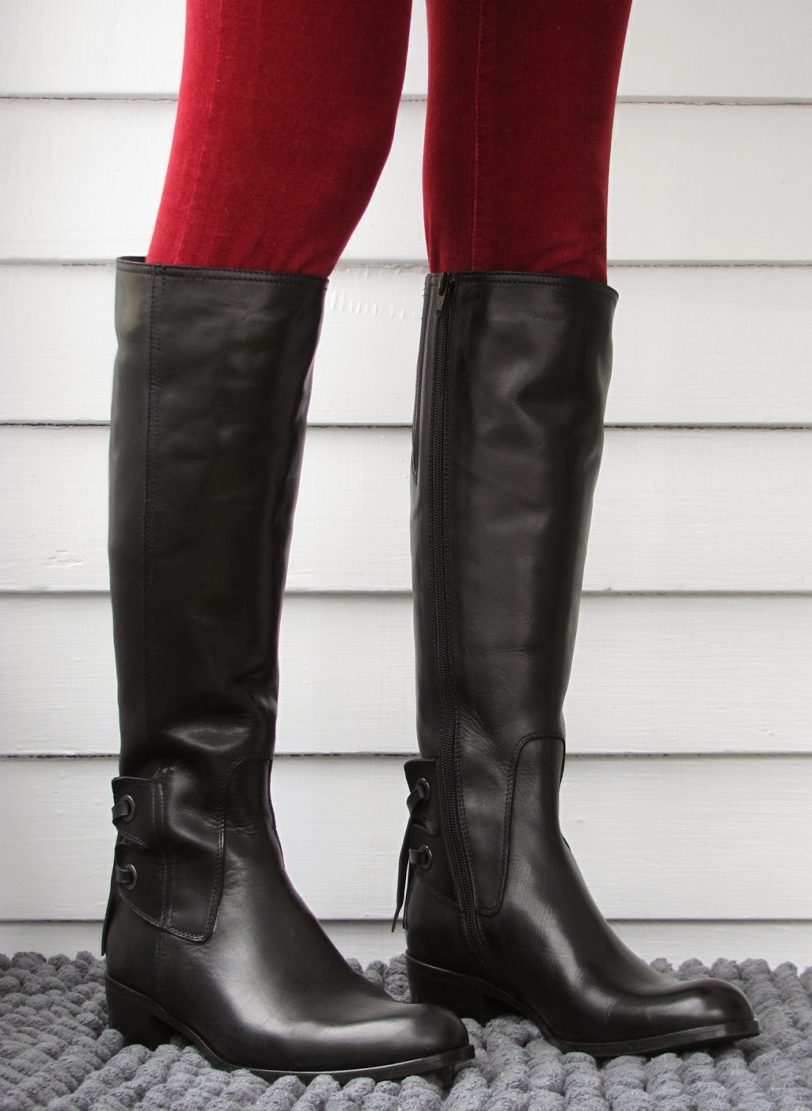 Howdy Slim! Riding Boots for Thin Calves: Which matters more for ...