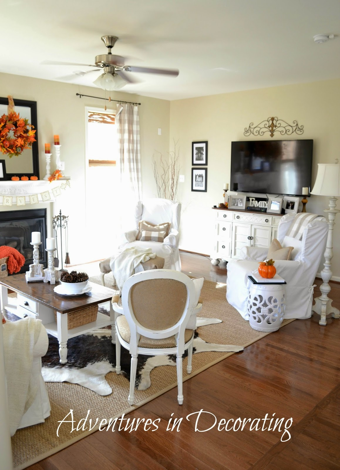 adventures in decorating september 2014