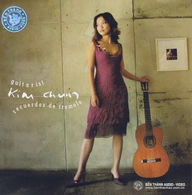 "Kim Chung và album ""Recuerdos de tremolo"""