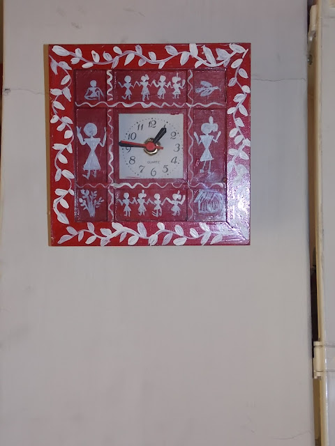 Warli designs