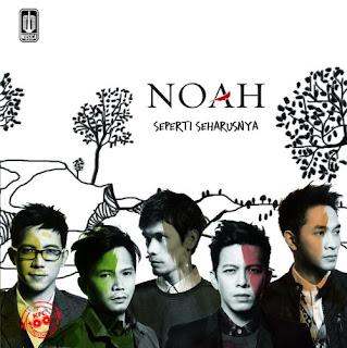 Lirik Lagu Sentuhlah Cinta Noah