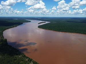 Watch the latest image of Iguazu River Waterfalls