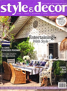 Featured in Style & Decor