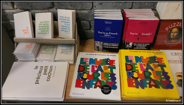 Heven concept store Boulogne Billancourt 92 livres enfants art décalé arty