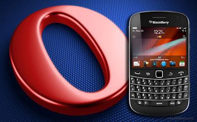 opera mini smartphone